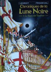 Chroniques de la Lune Noire -1a1994- Le Signe des Ténèbres