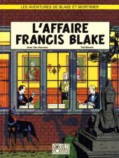 Blake et Mortimer (France Loisirs) -13- L'Affaire Francis Blake