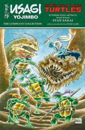 Usagi Yojimbo (1996) -HS- Usagi Yojimbo/Teenage Mutant Ninja Turtles: The Complete Collection