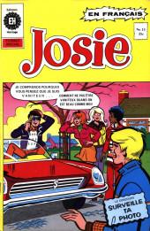 Josie (Éditions Héritage) -13- La Musique du cœur