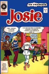 Josie (Éditions Héritage) -18- De quoi tourner la tête