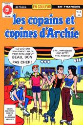 Copains et copines d'Archie (Les) (Éditions Héritage)