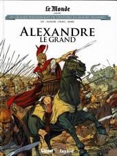 Les grands Personnages de l'Histoire en bandes dessinées -17- Alexandre le Grand