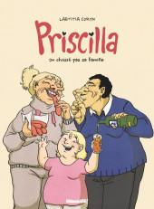 Priscilla (Coryn) - On choisit pas sa famille