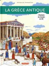 L'histoire du monde en BD (Joly/Olivier) -3- L'histoire du monde en BD - La Grèce antique