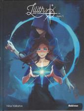 Lilith -1- Livre 1
