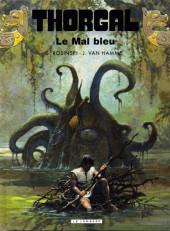 Thorgal -25b2010- Le Mal bleu