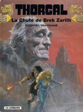 Thorgal -6c2002- La Chute de Brek Zarith