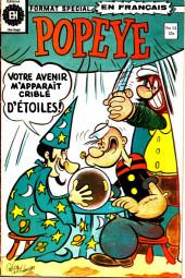 Popeye le marin (Éditions Héritage) -12- L'espion !
