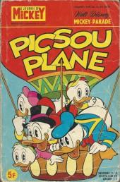 Mickey Parade (Suppl. Journal de Mickey) -59- Picsou plane (1372 bis)