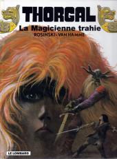 Thorgal -1d2002- La Magicienne trahie