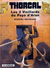 Thorgal -3e2001- Les 3 Vieillards du Pays d'Aran