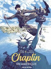 Chaplin en Amérique -1- tome 1
