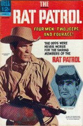Rat Patrol (The) (1967) -5- Four Men...Two Jeeps...and Courage!