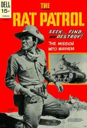 Rat Patrol (The) (1967) -6- Seek...Find...and Destroy!