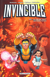 Invincible -25- La Fin de tout (Seconde partie)