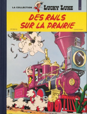 Lucky Luke - La collection (Hachette 2018) -179- Des rails sur la prairie