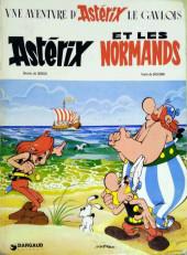 Astérix -9c1977- Astérix et les Normands
