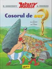 Astérix (en langues étrangères) -2Roumain- Cosorul de aur