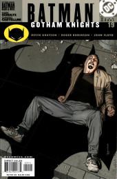 Batman: Gotham Knights (2000) -19- The factor of fear !