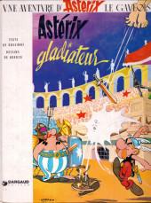 Astérix -4d1976- Astérix gladiateur