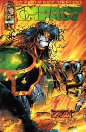 Cyberforce Origins (Image Comics - 1996)