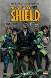 Nick Fury, agent du S.H.I.E.L.D. (L'intégrale) -5- 1989 - 1990