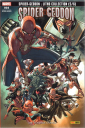 Spider-geddon -3- Une nouvelle chance