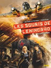 Les souris de Leningrad -1- Je suis Chapayev