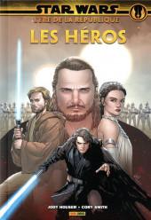 Star Wars - L'ère de la République -1- Les Héros