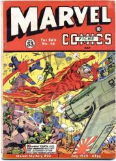 Marvel Mystery Comics (Timely - 1939) -33- (sans titre)