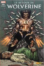 Wolverine (Marvel France 5e série) (2019) -6- Le retour de wolverine (2)