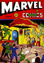 Marvel Mystery Comics (Timely - 1939) -37- (sans titre)