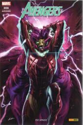 Avengers (Marvel France - 2019) -8- Escapade