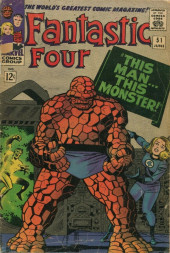 Fantastic Four (1961) -51- This Man...This Monster!