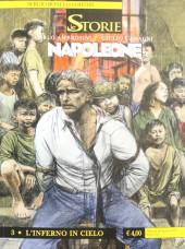 Le storie -83- Napoleone : l'inferno in cielo