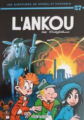 Spirou et Fantasio -27a2004- L'Ankou
