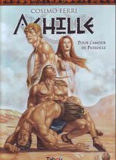 Achille -2- Pour l'amour de Patrocle
