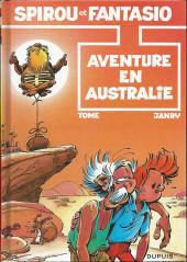 Spirou et Fantasio -34c2009- Aventure en Australie