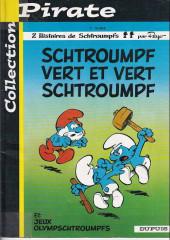 Les schtroumpfs -9Pir- Schtroumpf vert et vert schtroumpf