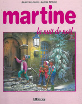 Martine -41- Martine la nuit de Noël