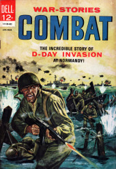 Combat (1961) -11- The Incredible Story of D-Day Invasion at Normandy!