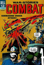 Combat (1961) -21- Submarine Under Attack!