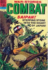 Combat (1961) -26- Saipan! Stepping Stone into the Heart of Japan!