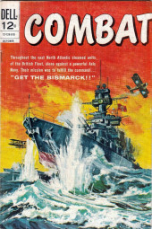 Combat (Dell - 1961) -27- Get the Bismarck!!