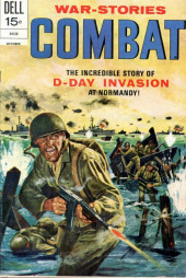 Combat (1961) -37- The Incredible Story of D-Day Invasion at Normandy!