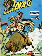 Dakota (Aventures et Voyages) -45- Le condor du désert : Markam l'évadé