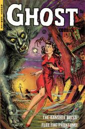 Ghost (Fiction House - 1951) -1- The Banshee Bells/Flee the Phantoms