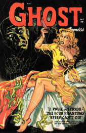Ghost (Fiction House - 1951) -2- I woke in terror/The four phantoms/Spies can't die