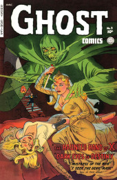 Ghost (Fiction House - 1951) -3- The haunted hand of X/Dark eyes of destiny